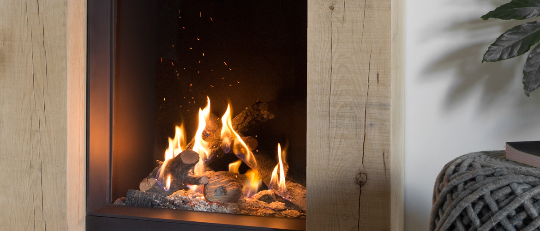 KALFIRE Réinvente la cheminée au gaz