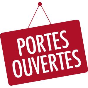 PORTES OUVERTES DU 26 AU 29 OCTOBRE !